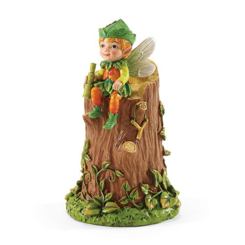 Enchanted Guardians Warren on Tower - Set of 2